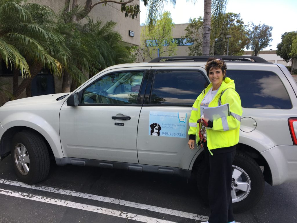 newport beach pet taxi